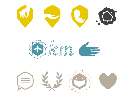 timeline components icons