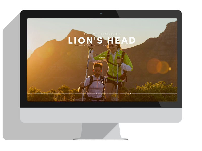 lion's head presentation