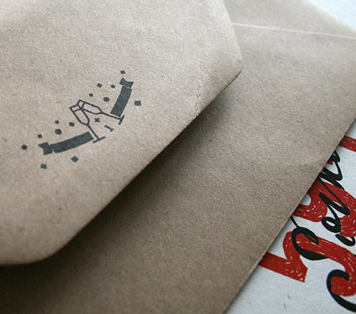 zoom stamp envelope