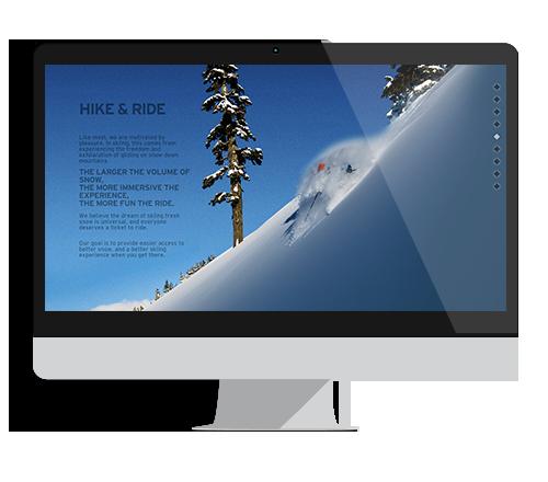 website screen 3