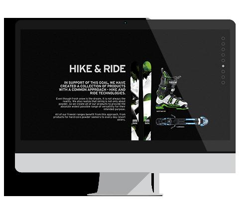 website screen 5