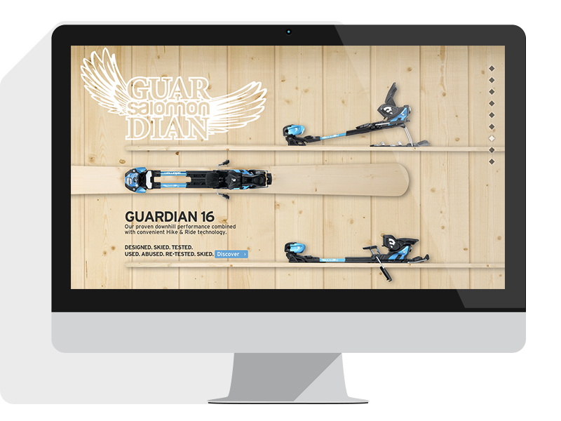 website screen 7