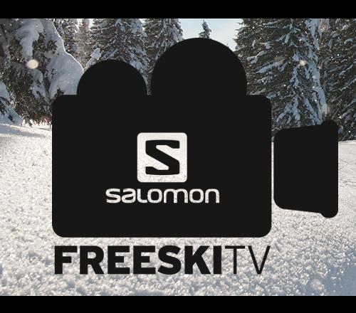 Salomon Freeski TV logo