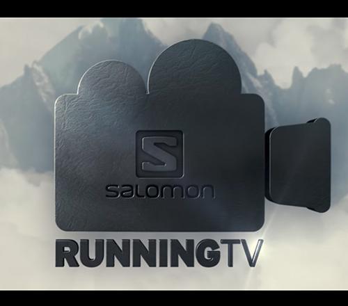 Salomon Running TV logo