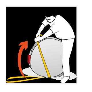 folding tent step 3
